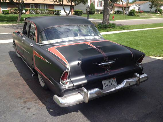 Low Milage 1955 Plymouth Plaza Hanover Park Il 4 700