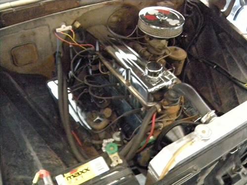 1962 engine - 1962 chevy c10 (El Paso, TX) $4,300 - Rat ...