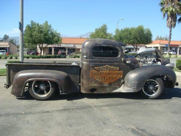 1948 Dodge Truck Rat Rod 1948 Dodge Rat Rod Truck