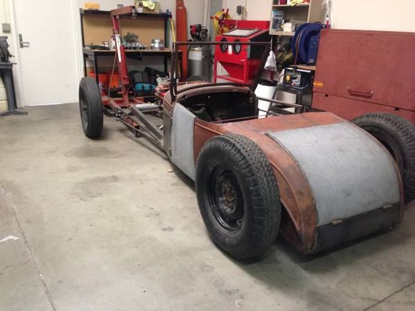 1929 chevy rat rod garage pictures 1929 chevy rat project 5000 simi vally ca rat rod universe. Black Bedroom Furniture Sets. Home Design Ideas