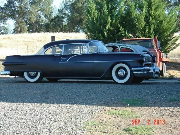 1956 pontiac profile shot 1956 pontiac 2 door hardtop for 1956 pontiac 2 door hardtop
