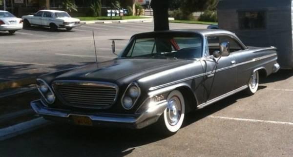 1962 Chrysler Front View 1962 Chrysler Newport West Covina Ca 7800 Rat Rod Universe