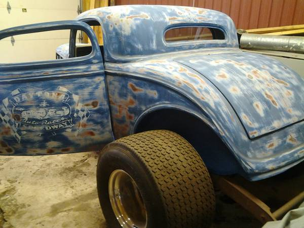 1934 Ford 1934 Ford Cp Hot Rod Edgewater Fl 20 000