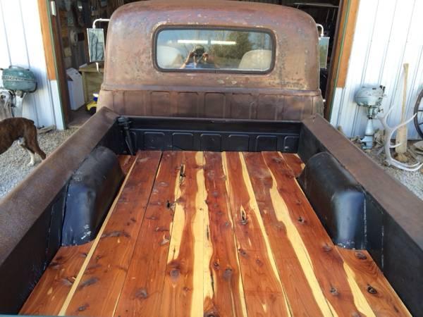 1951 Chevy Rat Rod Universe 1951 Chevrolet 10999 Pickup