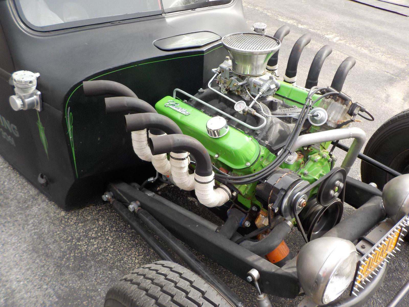 Cars For Sale Albany Ny >> Cadillac Engine - 1946 International Rat Rod (Albany, NY) $17k - Rat Rod Universe