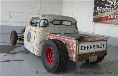 Call Sullivan 1948 Chevrolet 3100 Pick Up Rat Rod Mesa